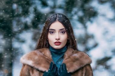 Княгиня зима, меховой салон